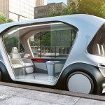 Self Driving Taxis by 2020?