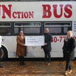 TC Cars donate a bus to local school.